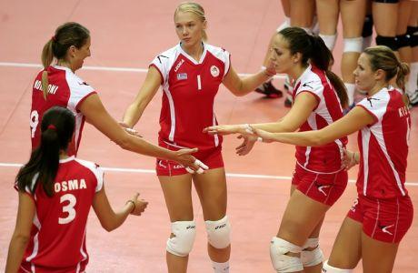 Στον Ολυμπιακό η Κωνσταντίνα Βλαχάκη!