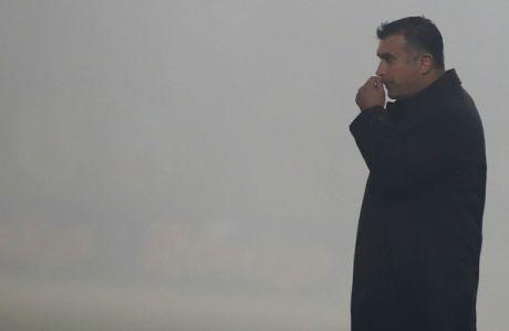 Οριστική διακοπή στο ΠΑΣ-Παναθηναϊκός λόγω ομίχλης (VIDEO+PHOTOS)