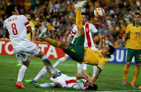 Ασιατικό Κύπελλο: Κορέα και Αυστραλία στα ημιτελικά, γκολάρες ο Κέιχιλ (VIDEOS)