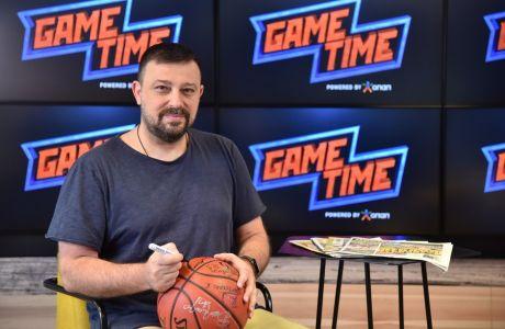 Ο Νικήτας Αυγουλής στο ΟΠΑΠ GAME TIME ΜΠΑΣΚΕΤ: «Ο Παναθηναϊκός ΟΠΑΠ είναι το απόλυτο φαβορί για το πρωτάθλημα»