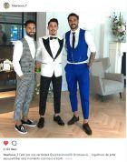 """""""Έριξαν"""" το instagram με το στυλ τους Μπαρμπόσα, Σιμόες και Αλμέιδα"""