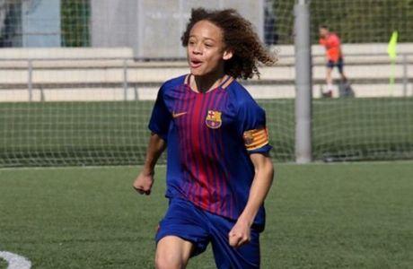 Ο 14χρονος άσος της Μπάρτσα με τους 1.000.000 followers