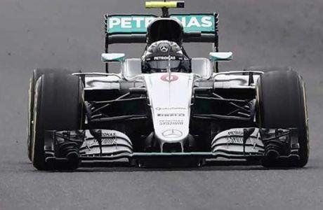 Θρίαμβος Ρόσμπεργκ, τον τίτλο η Mercedes