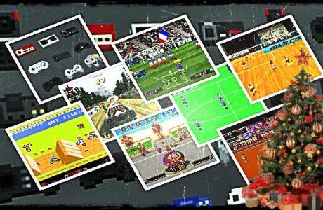 Τα ρετρό αθλητικά παιχνίδια που αγαπήσαμε