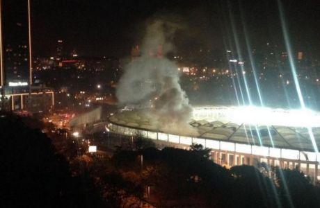 Έκρηξη με νεκρούς στο γήπεδο της Μπεσίκτας!