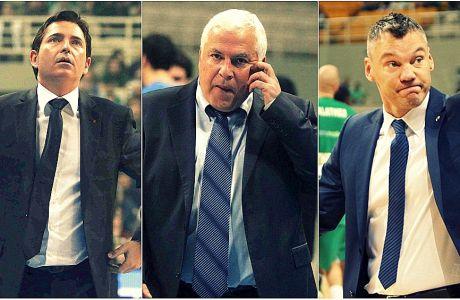 """Στην αγορά για προπονητή: Οι υποψήφιοι για τον """"πράσινο"""" πάγκο"""