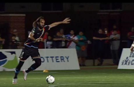 Πρώτο γκολ στις ΗΠΑ για τον Σαμαρά!