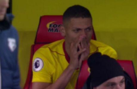 Η ομάδα του έριξε τέσσερα στην Τσέλσι κι αυτός έκλαιγε στον πάγκο!