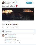 Η... καρδούλα του Γκαρθία στο twitter
