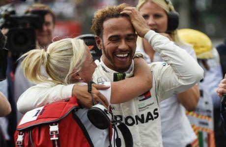 O Lewis Hamilton δεν έμαθε ποτέ να χάνει