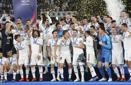 Ίσως η Ρεάλ Μαδρίτης μπορεί και χωρίς Ρονάλντο - Ζιντάν