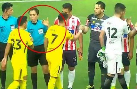 Ο Τέβες αρνήθηκε να δώσει το χέρι σε αντίπαλο επειδή είναι οπαδός της Ρίβερ