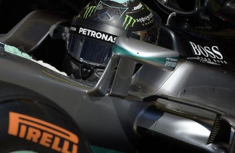 GP ΗΠΑ (FP2): Απάντησε ο Rosberg