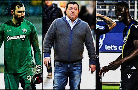 Νέο... κόλπο Ραϊόλα με πώληση παίκτη του Αστέρα