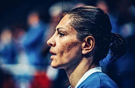 Η Εβίνα Μάλτση ήταν ταυτισμένη με την Εθνική ομάδα, σε όποιο σύλλογο κι αν αγωνιζόταν