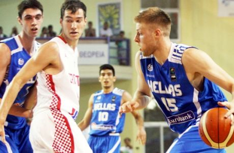 Κροατία - Ελλάδα 67-73