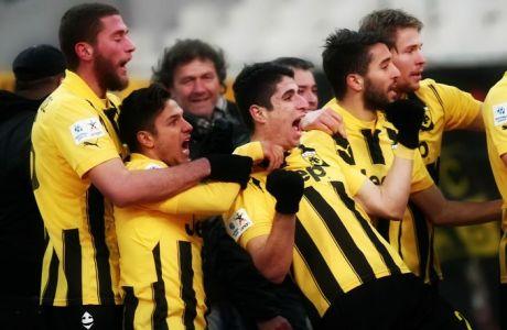 This is AEK: γύρισε ο τροχός
