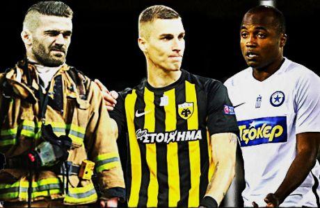 Ο... πυροσβέστης Λιβάγια, το εμπόδιο για Μάντσον και τι θέλει η ΑΕΚ για Γαλανόπουλο