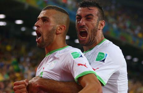 Αλγερία - Ρωσία 1-1