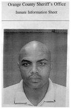 Η φωτογραφία του Μπάρκλεϊ, από τη σύλληψη.