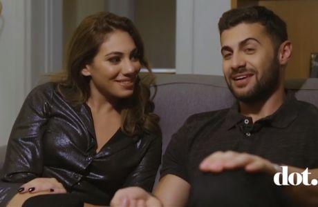 Βαλαβάνη και Βασάλος μιλούν on camera για τη σχέση τους