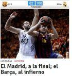 Τι γράφει ο ισπανικός Τύπος