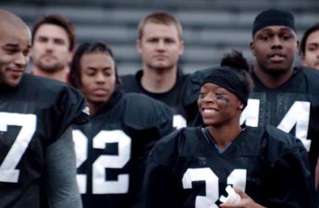 Τόνι Χάρις, ίσως η πρώτη γυναίκα που θα παίξει ποτέ στο NFL