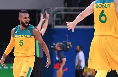 """Η Αυστραλία """"κατάπιε"""" τη Λιθουανία και πάει για μετάλλιο"""
