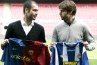 Γουαρδιόλα και Ποτσετίνο πριν από ντέρμπι της Βαρκελώνης, όταν ο πρώτος ήταν προπονητής στην Μπάρσα και ο δεύτερος στην Εσπανιόλ. Ο Αργεντίνος θεωρείτο ως ο επικρατέστερος διάδοχος του Πεπ στον πάγκο της Σίτι, αν ο Καταλανός δεν ανανέωνε (20/2/2009).