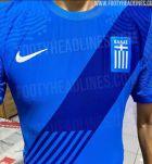Η νέα φανέλα της Εθνικής Ελλάδας για την τριετία 2020-2022