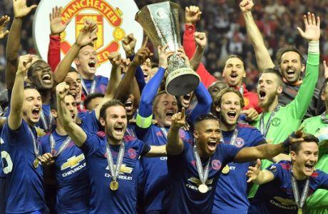 """Η """"χρυσή βίβλος"""" του Europa League"""
