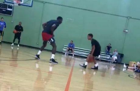 12χρονος ταπείνωσε άσο του NBA!