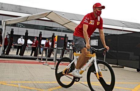 Ο Ματία Μπινότο δήλωσε επισήμως πως η Ferrari δεν θυσίασε τον Φέτελ για τον Λεκλέρ, μολονότι τα γεγονότα δείχνουν άλλα.
