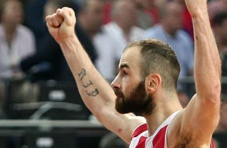 Ολυμπιακός-Μπαρτσελόνα 68-64