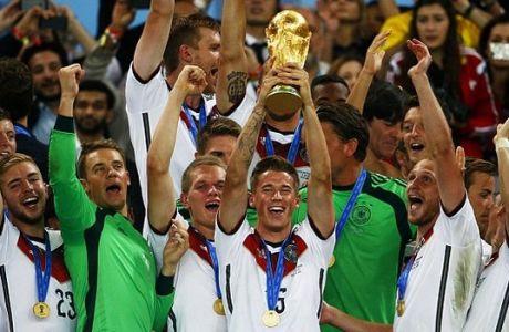 Επίσημο: Παγκόσμιο Κύπελλο με 48 ομάδες!