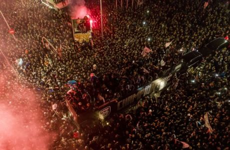 Το βράδυ που ο ΠΑΟΚ πήρε το πρωτάθλημα: 5 Σαλονικιοί αφηγούνται