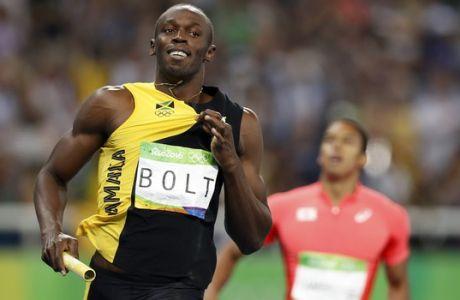 Μείον ένα χρυσό για Μπολτ και Τζαμάικα