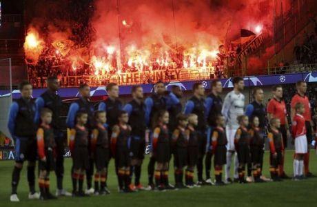 Το Βέλγιο 'καθαρίζει' με το δικό του ποδοσφαιρικό σκάνδαλο