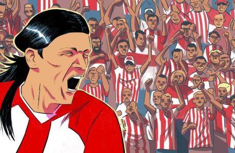 Ο Μάρκο Πάντελιτς είναι ακόμα τρελός· με τον Ολυμπιακό