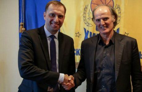 Έκπληξη: Ιβάνοβιτς αντί Κουρτινάιτις στη Χίμκι