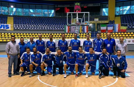 Ολα έτοιμα για το πανευρωπαϊκό μπάσκετ αστυνομικών