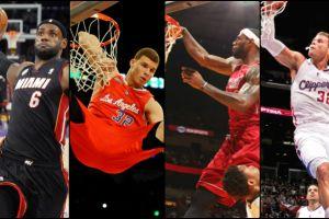 Τα καλύτερα καρφώματα του NBA για το 2013-2014 (VIDEO)