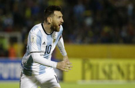 Μέσι θέλοντος η Αργεντινή στο Μουντιάλ!