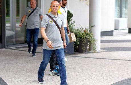 Κέρδισε την προσφυγή κατά της ΑΕΚ ο Κετσπάγια