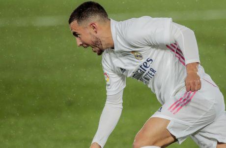 Ο Βέλγος Εντέν Αζάρ επέστρεψε στην Ρεάλ Μαδρίτης και έπαιξε με την Μπέτις Σεβίλης. Σήμερα θα βρεθεί απέναντι στην πρώην ομάδα του (Τσέλσι) για το Τσάμπιονς Λιγκ