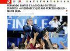 Φερνάντο Σάντος για Πορτογαλία, Κριστιάνο και... επανάσταση