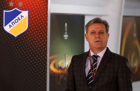 Αυτόν τον άσο του Ολυμπιακού θέλει ο πρόεδρος του ΑΠΟΕΛ