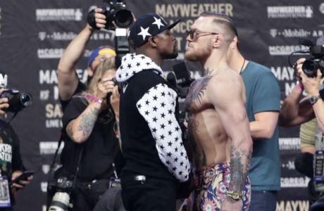 """Από """"χρυσό"""" το τρέιλερ του Mayweather vs. McGregor (VIDEO)"""