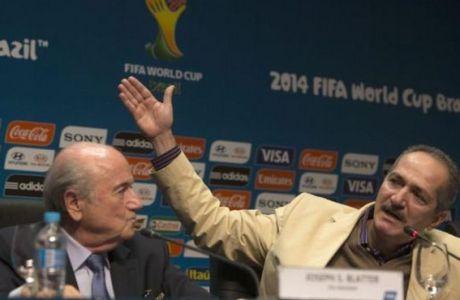 """Υπουργός αθλητισμού Βραζιλίας: """"Δεν ξέρω αν θα είμαστε έτοιμοι στην πρεμιέρα!"""""""