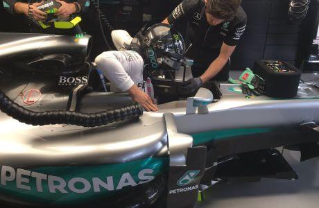 GP Ιαπωνίας (FP1): Η πρώτη ζαριά στον Rosberg